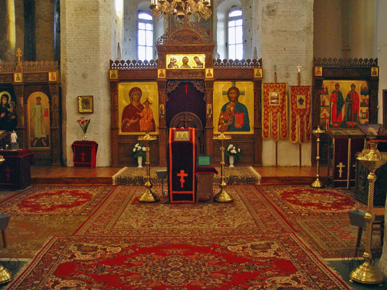 Борисоглебская церковь
